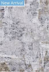 Ramerian Hailey 500-HAM Gray Area Rug