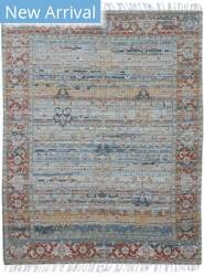 Ramerian Prairie PRE-4 Orange Area Rug