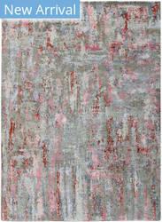 Ramerian Zenith Zen-86 Gray Area Rug