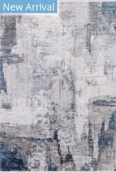Ramerian Venetia 100-VEN Gray-Silver Area Rug