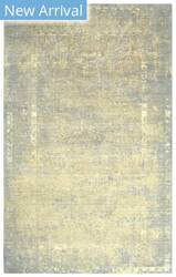 Rizzy Impressions Imp102 Beige - Gray Ivory Area Rug
