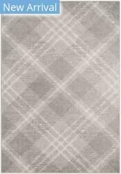 Safavieh Adirondack Adr129b Light Grey - Ivory Area Rug
