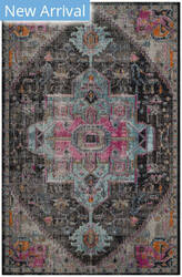 Safavieh Artisan Atn332l Black - Light Grey Area Rug