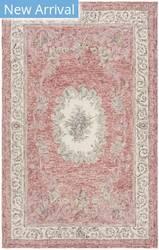 Safavieh Aubusson Aub105q Red - Ivory Area Rug