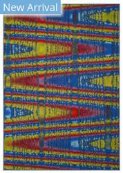 Safavieh Aztec Azt203c Blue - Multi Area Rug