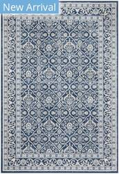 Safavieh Brentwood Bnt870m Navy - Light Grey Area Rug