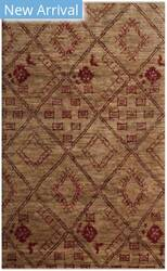 Safavieh Bohemian Boh666a Natural - Red Area Rug
