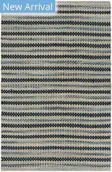 Safavieh Cape Cod Cap104b Blue - Black Area Rug
