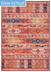 Safavieh Charleston Chl421q Rust - Ivory Area Rug