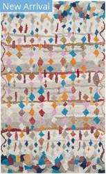 Safavieh Casablanca Csb216a Ivory - Multi Area Rug