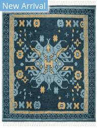 Safavieh Kenya Kny112a Blue - Gold Area Rug