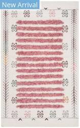 Safavieh Kenya Kny912u Ivory - Pink Area Rug