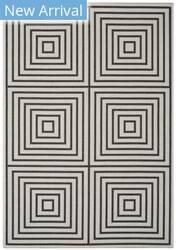 Safavieh Linden Lnd123a Light Grey - Charcoal Area Rug