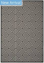 Safavieh Linden Lnd129a Light Grey - Charcoal Area Rug