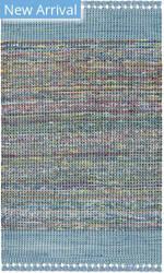 Safavieh Montauk Mtk972b Blue - Multi Area Rug