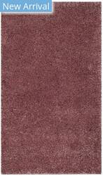 Safavieh California Shag Sg151-3737 Rose Area Rug