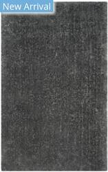 Safavieh Luxe Shag Sgx160c Grey Area Rug