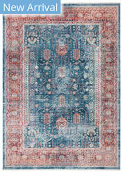 Safavieh Victoria Vic997m Navy - Red Area Rug