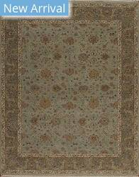 Samad Cote D'azure Beau Rivage Sterling Pewter Area Rug
