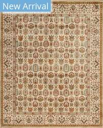 Samad Silver Screen Hayworth Ivory Area Rug