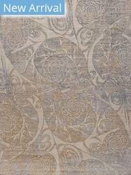 Samad Art Tec Spiral Ivory Area Rug