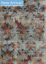 Samad Tres Jolie Collette Blues Area Rug