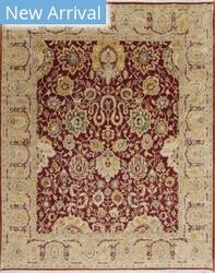 Samad Passions Power Red - Blush Area Rug