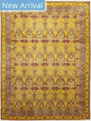 Solo Rugs Arts And Crafts M1604-374  Area Rug