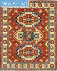 Solo Rugs Kazak M1826-73  Area Rug