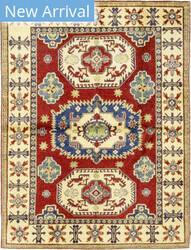 Solo Rugs Kazak M1833-383  Area Rug