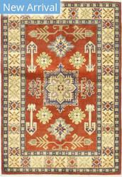 Solo Rugs Kazak M1843-432  Area Rug