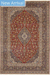 Solo Rugs Kashan M1848-10  Area Rug