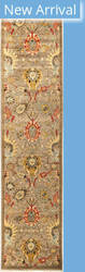 Solo Rugs Eclectic M1884-334  Area Rug
