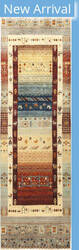 Solo Rugs Tribal M1884-364  Area Rug