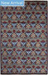 Solo Rugs Arts & Crafts M1889-158  Area Rug