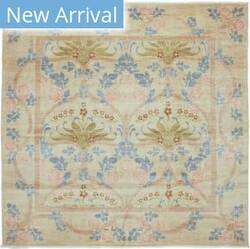 Solo Rugs Arts & Crafts M1889-159  Area Rug