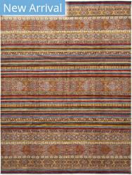 Solo Rugs Azeri M1889-286  Area Rug