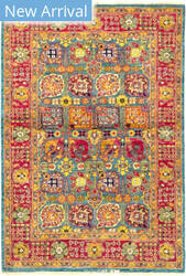 Solo Rugs Eclectic M1889-95  Area Rug