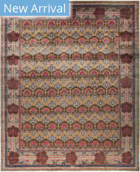Solo Rugs Arts And Crafts M1890-367  Area Rug