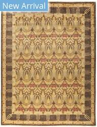 Solo Rugs Arts And Crafts M1890-371  Area Rug