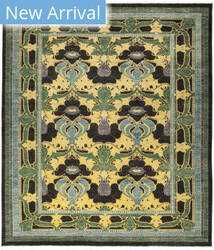 Solo Rugs Arts And Crafts M1890-373  Area Rug