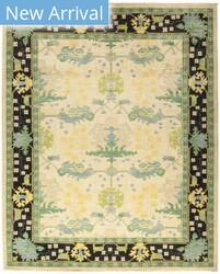 Solo Rugs Arts And Crafts M1890-377  Area Rug