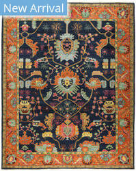 Solo Rugs Eclectic M1890-402  Area Rug