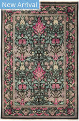 Solo Rugs Eclectic M1890-418  Area Rug