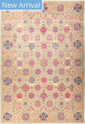 Solo Rugs Suzani M1891-135 Pinks Area Rug