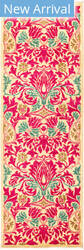Solo Rugs Suzani M1891-291 Pinks Area Rug