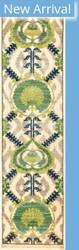 Solo Rugs Suzani M1891-299  Area Rug