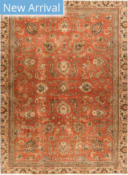 Solo Rugs Vintage M1891-351 Reds Area Rug