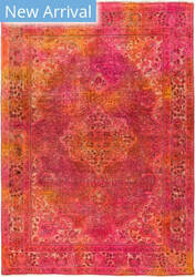 Solo Rugs Vintage M1891-368 Pinks Area Rug