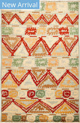 Solo Rugs Kaitag M1891-407  Area Rug